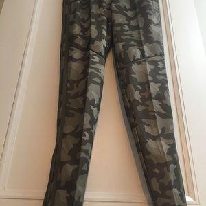 NWT Adidas - Tiro AllOver Print Pants - Camo